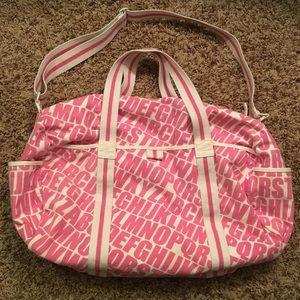 Alphabet Duffle Bag